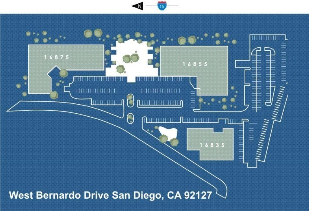 16875 W. Bernardo Drive, 220 San Diego, CA 92127