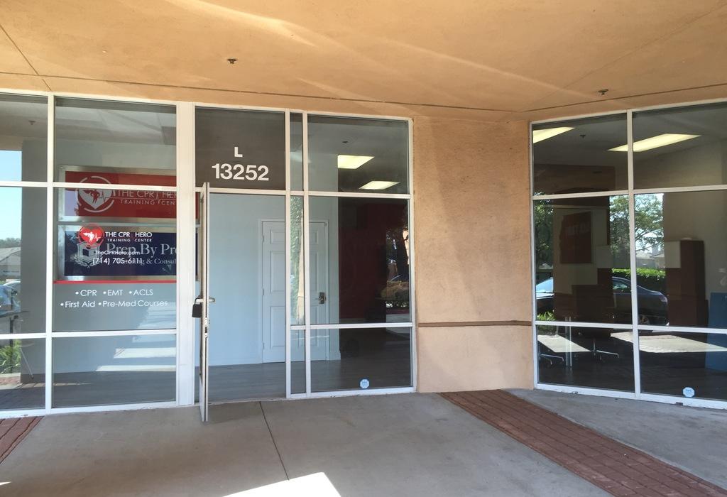 13252 Century Blvd, Suite L Garden Grove, CA 92843