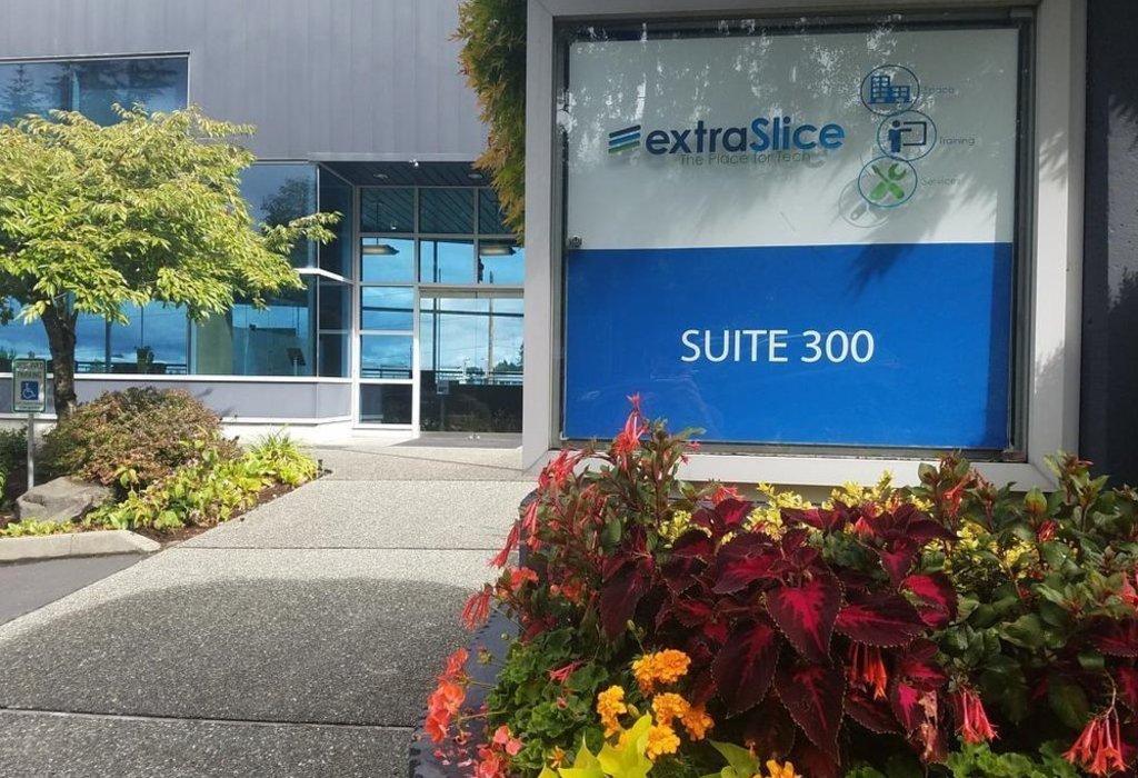 3600 136th PL SE Suite 300, www.extraslice.com Bellevue, WA 98006