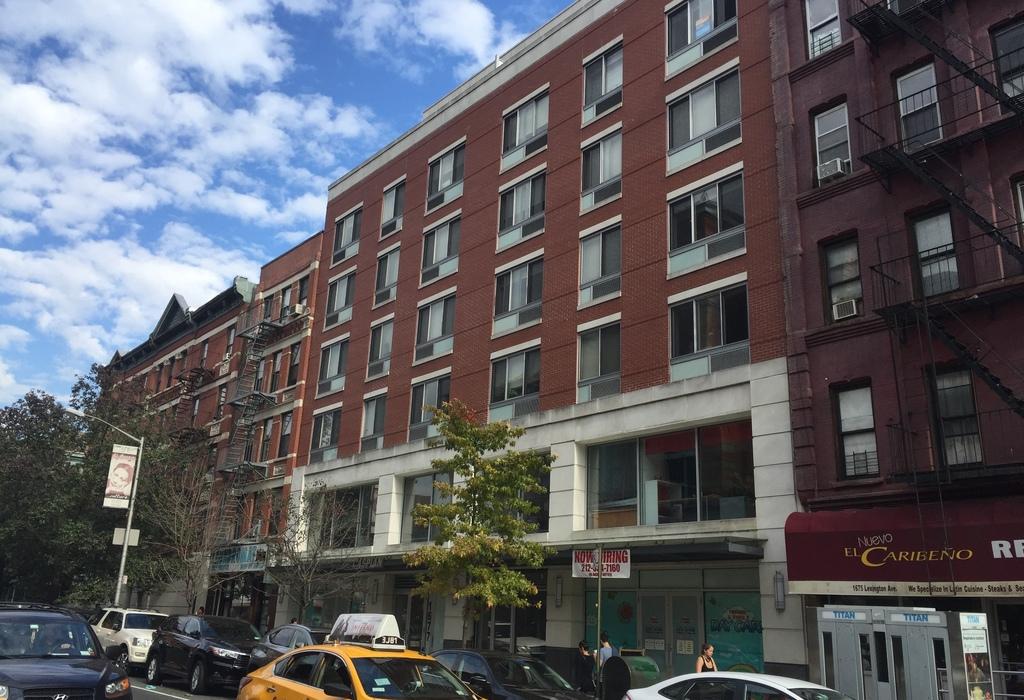 1677 Lexington Avenue, 2nd Floor New York City, NY 10029