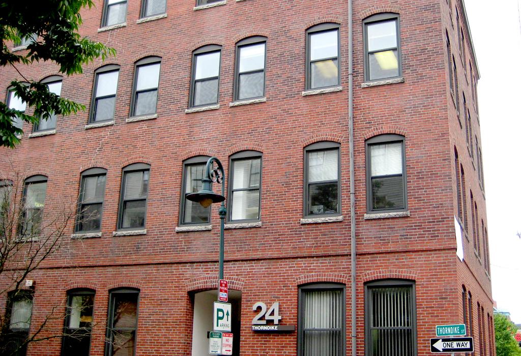 24 Thorndike St, 2nd floor Cambridge, MA 02141