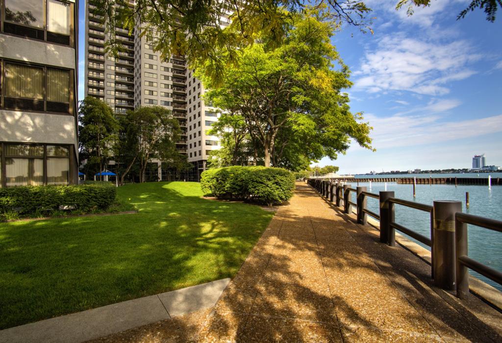 100 Riverfront Drive, 3rd Floor Detroit, MI 48226