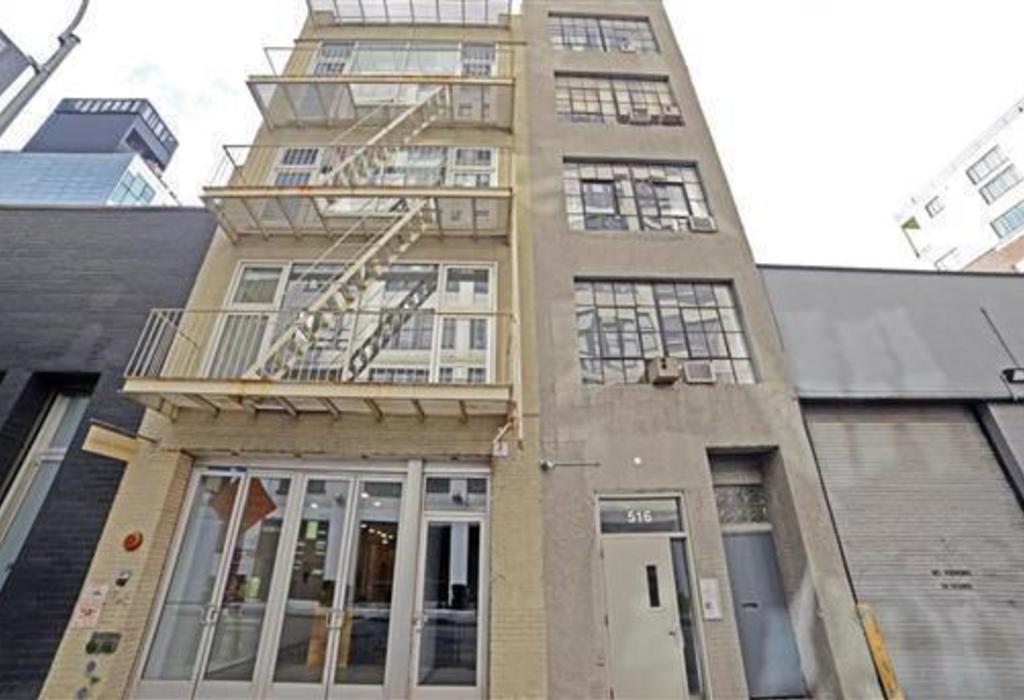 516 West 25th St., 300 New York City, NY 10001