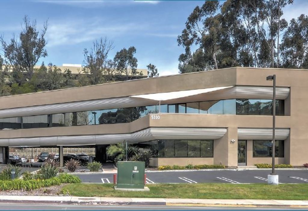 5330 Carroll Canyon Rd. Suite 100, 100 San Diego, CA 92121