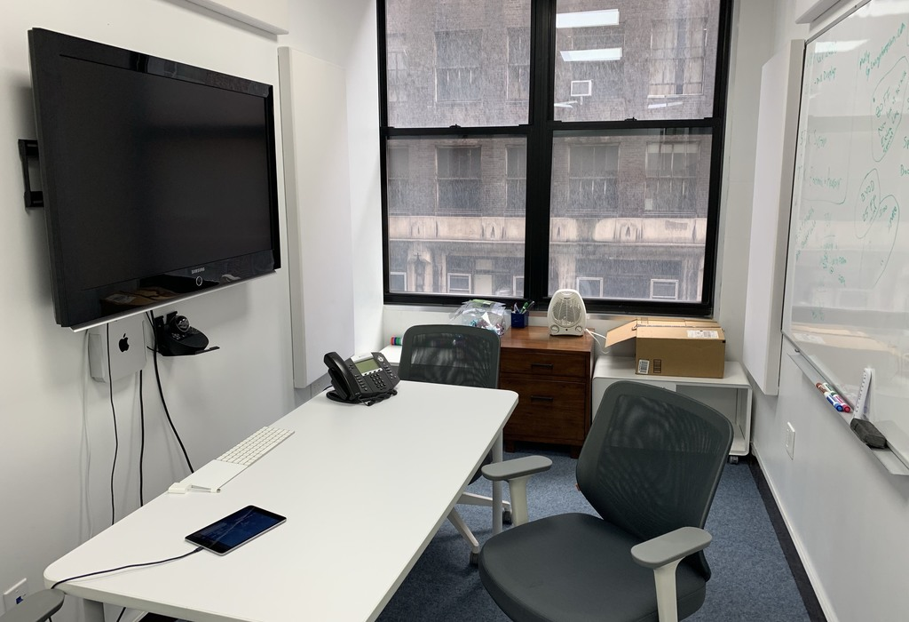 320 W 37th St, Suite 301 New York City, NY 10018