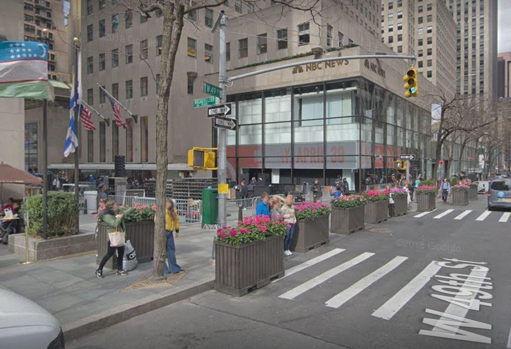 One Rockefeller Plaza, 10th Floor New York City, NY 10020