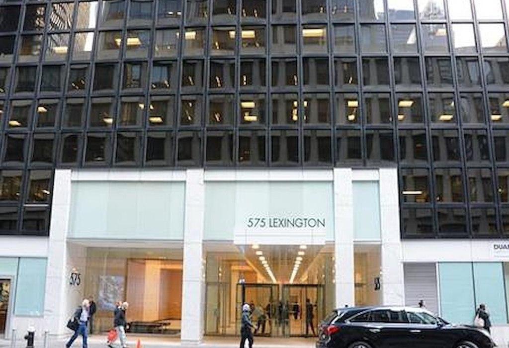 575 Lexington Avenue, 4th floor New York City, NY 10022