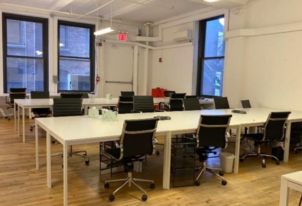 48 West 21st St., 4th Floor New York City, NY 10010