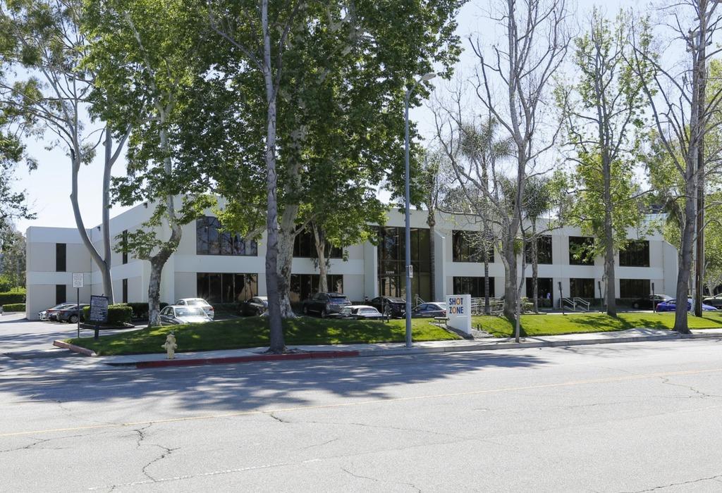 21300 N Oxnard Street Woodland Hills, CA 91367