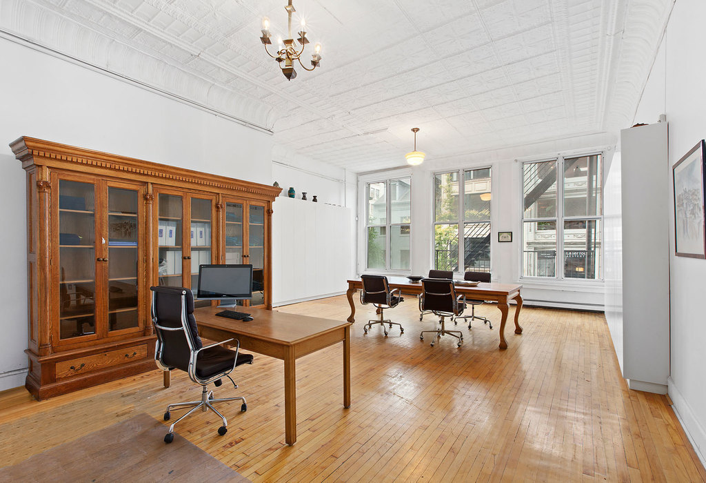 147 Spring Street, 2nd floor B Front New York City, NY 10012